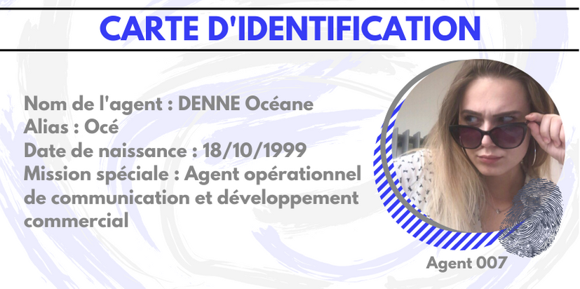 CARTE D'IDENTIFICATION
